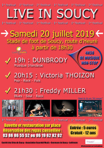 1e34af6517 Proxymusic : Les concerts / Les concerts futurs